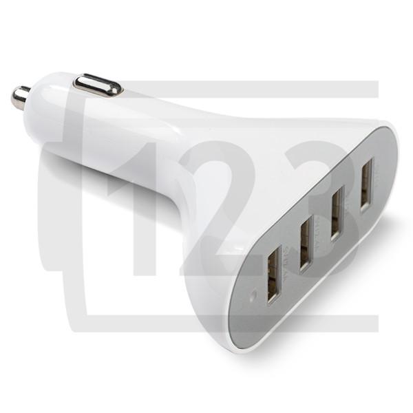 USB oplader voor in de auto
