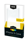 Apple Grixx Optimum iPhone 5C transparante hard case  AAP00310