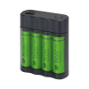 GP X411 Powerbank en Batterijenlader (origineel)  AGP00091