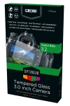 Grixx Optimum tempered glass voor camera's (3.0 inch - 3:2)