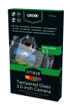 Grixx Optimum tempered glass voor camera's (3.0 inch - 4:3)