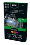 Grixx Optimum tempered glass voor camera's (3.2 inch - 3:2)