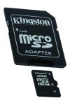 Kingston Class 4 Micro SDHC 32GB geheugenkaart