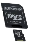Kingston KIN-MSD-64GB geheugenkaart