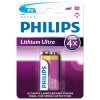 Philips Lithium Ultra 6FR61 9V E-Block batterij  098311