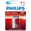 Philips Power Alkaline 9V / 6LR61 / E-Block batterij