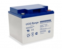 UltraCell UCG45-12 Deep Cycle Gel accu (12V, 45000 mAh)  AUL00037