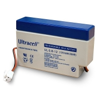 Ultracell UL0.8-12 accu met JST connector (12V, 800 mAh)  AUL00038