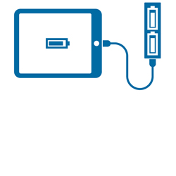 Powerbanks voor tablet